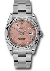 Rolex Oyster Perpetual Datejust 36 Watch 116234 pio