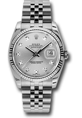 Rolex Oyster Perpetual Datejust 36 Watch 116234 sdj