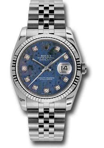 Rolex Oyster Perpetual Datejust 36 Watch 116234 sodj