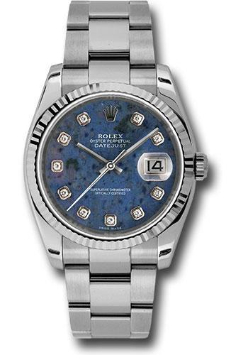 Rolex Oyster Perpetual Datejust 36 Watch 116234 sodo