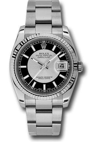 Rolex Oyster Perpetual Datejust 36 Watch 116234 stbkso