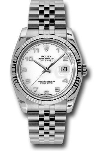 Rolex Oyster Perpetual Datejust 36 Watch 116234 waj