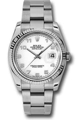 Rolex Oyster Perpetual Datejust 36 Watch 116234 wao