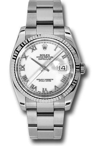 Rolex Oyster Perpetual Datejust 36 Watch 116234 wro