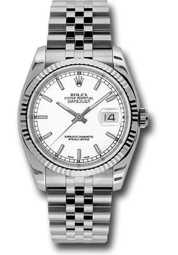 Rolex Oyster Perpetual Datejust 36 Watch 116234 wsj