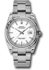 Rolex Oyster Perpetual Datejust 36 Watch 116234 wso