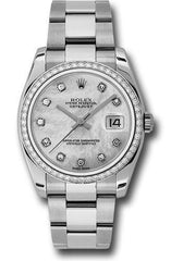 Rolex Oyster Perpetual Datejust 36 Watch 116244 mdo