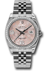 Rolex Oyster Perpetual Datejust 36 Watch 116244 pfaj
