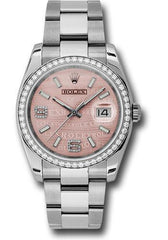 Rolex Oyster Perpetual Datejust 36 Watch 116244 pwdao