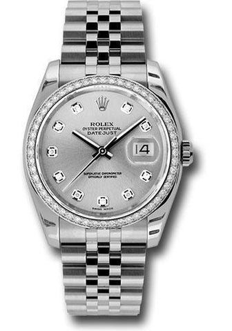 Rolex Oyster Perpetual Datejust 36 Watch 116244 sdj