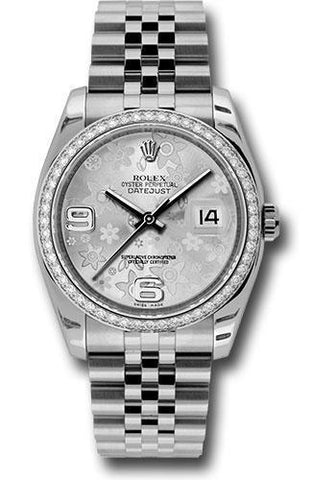 Rolex Oyster Perpetual Datejust 36 Watch 116244 sfaj