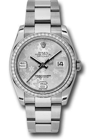 Rolex Oyster Perpetual Datejust 36 Watch 116244 sfao