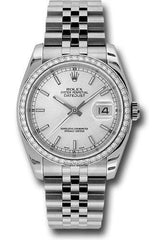 Rolex Oyster Perpetual Datejust 36 Watch 116244 sij