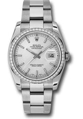 Rolex Oyster Perpetual Datejust 36 Watch 116244 sio