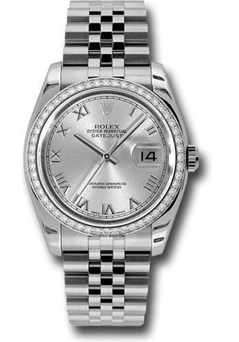 Rolex Oyster Perpetual Datejust 36 Watch 116244 srj
