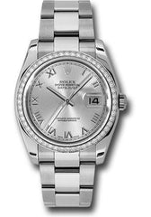 Rolex Oyster Perpetual Datejust 36 Watch 116244 sro