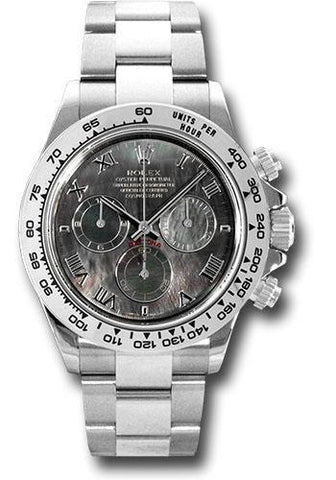 Rolex Oyster Perpetual Cosmograph Daytona 116509 dkmr