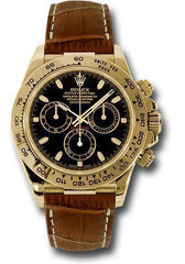 Rolex Oyster Perpetual Cosmograph Daytona 116518 bksbr