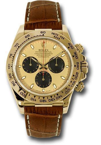 Rolex Oyster Perpetual Cosmograph Daytona 116518 pnbr