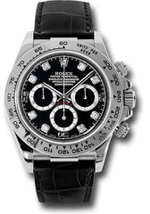 Rolex Oyster Perpetual Cosmograph Daytona 116519 bkd