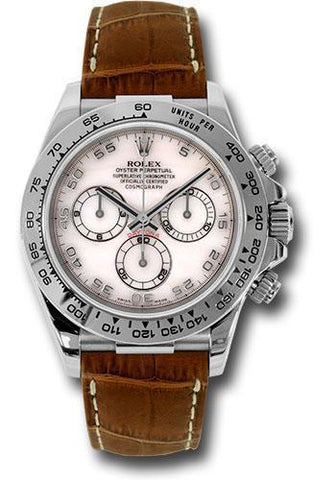Rolex Oyster Perpetual Cosmograph Daytona Beach Special Edition 116519 mop