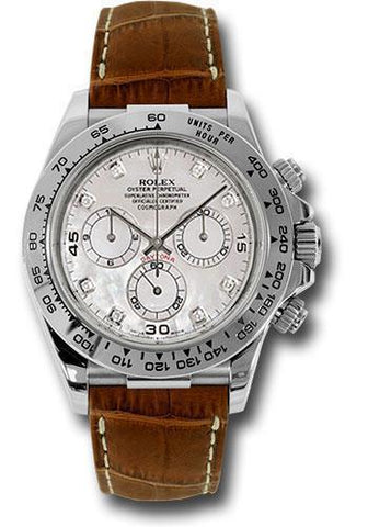 Rolex Oyster Perpetual Cosmograph Daytona Beach 116519 mopdia