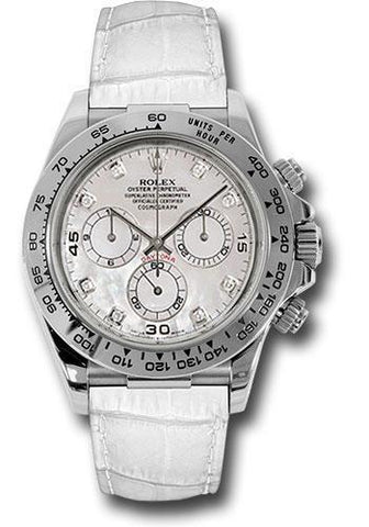 Rolex Oyster Perpetual Cosmograph Daytona Beach 116519 mopdiaw