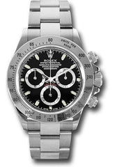 Rolex Oyster Perpetual Cosmograph Daytona 116520 blk