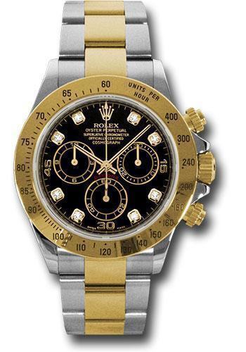 Rolex Oyster Perpetual Cosmograph Daytona 116523 bkd