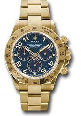 Rolex Oyster Perpetual Cosmograph Daytona 116528 bla