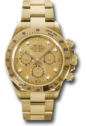 Rolex Oyster Perpetual Cosmograph Daytona 116528 chd