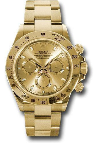 Rolex Oyster Perpetual Cosmograph Daytona 116528 chs