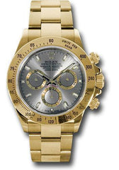Rolex Oyster Perpetual Cosmograph Daytona 116528 gs