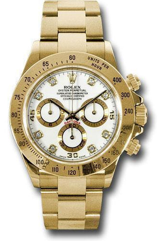 Rolex Oyster Perpetual Cosmograph Daytona 116528 wd