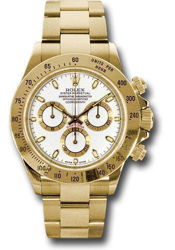 Rolex Oyster Perpetual Cosmograph Daytona 116528 ws