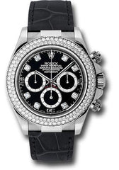 Rolex Oyster Perpetual Cosmograph Daytona 116589RBR bkd