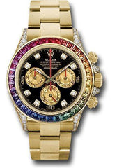 Rolex Oyster Perpetual Cosmograph Daytona Rainbow 116598 RBOW