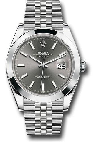 Rolex Oyster Perpetual Datejust 41 Watch 126300 dkirj