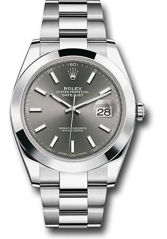 Rolex Oyster Perpetual Datejust 41 Watch 126300 dkrio