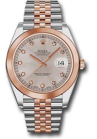 Rolex Oyster Perpetual Datejust 41 Watch 126301 sudj
