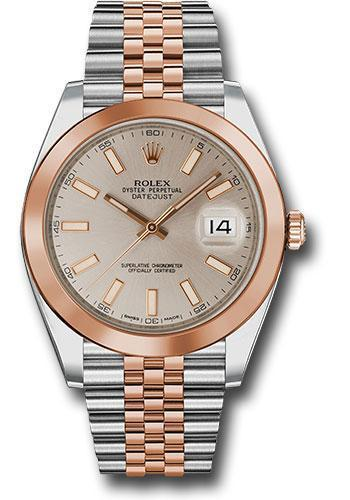 Rolex Oyster Perpetual Datejust 41 Watch 126301 suij