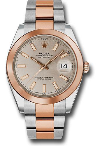 Rolex Oyster Perpetual Datejust 41 Watch 126301 suio