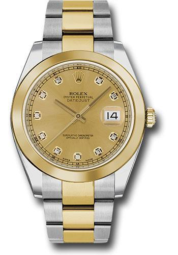 Rolex Oyster Perpetual Datejust 41 Watch 126303 chdo