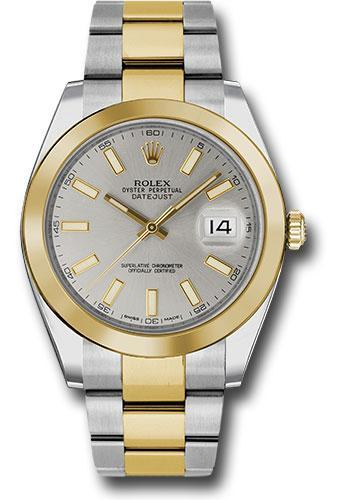 Rolex Oyster Perpetual Datejust 41 Watch 126303 sio