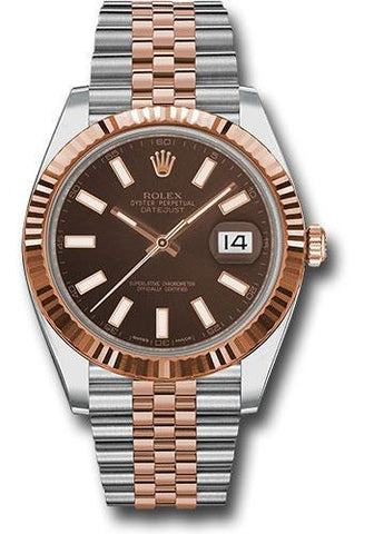 Rolex Oyster Perpetual Datejust 41 Watch 126331 chodij