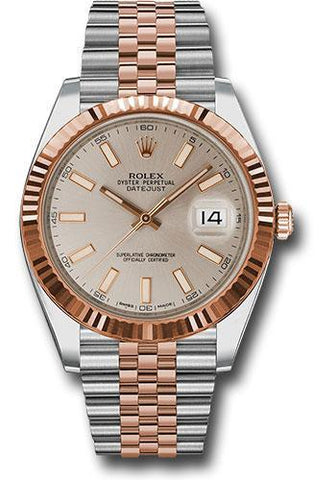 Rolex Oyster Perpetual Datejust 41 Watch 126331suij