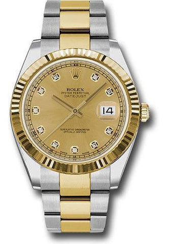 Rolex Oyster Perpetual Datejust 41 Watch 126333 chdo