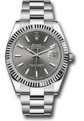 Rolex Oyster Perpetual Datejust 41 Watch 126334 dkrio
