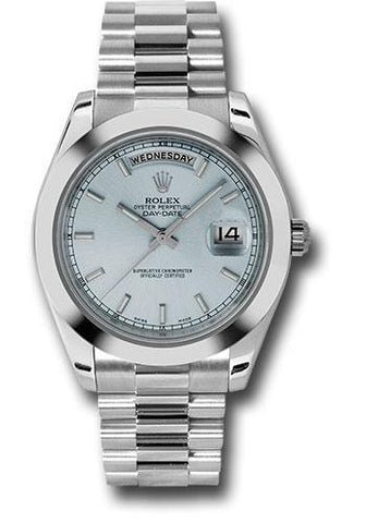 Rolex Oyster Perpetual Day-Date II President 218206 iblip