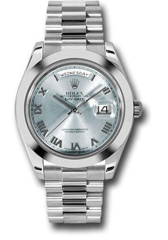 Rolex Oyster Perpetual Day-Date II President 218206 iblrp